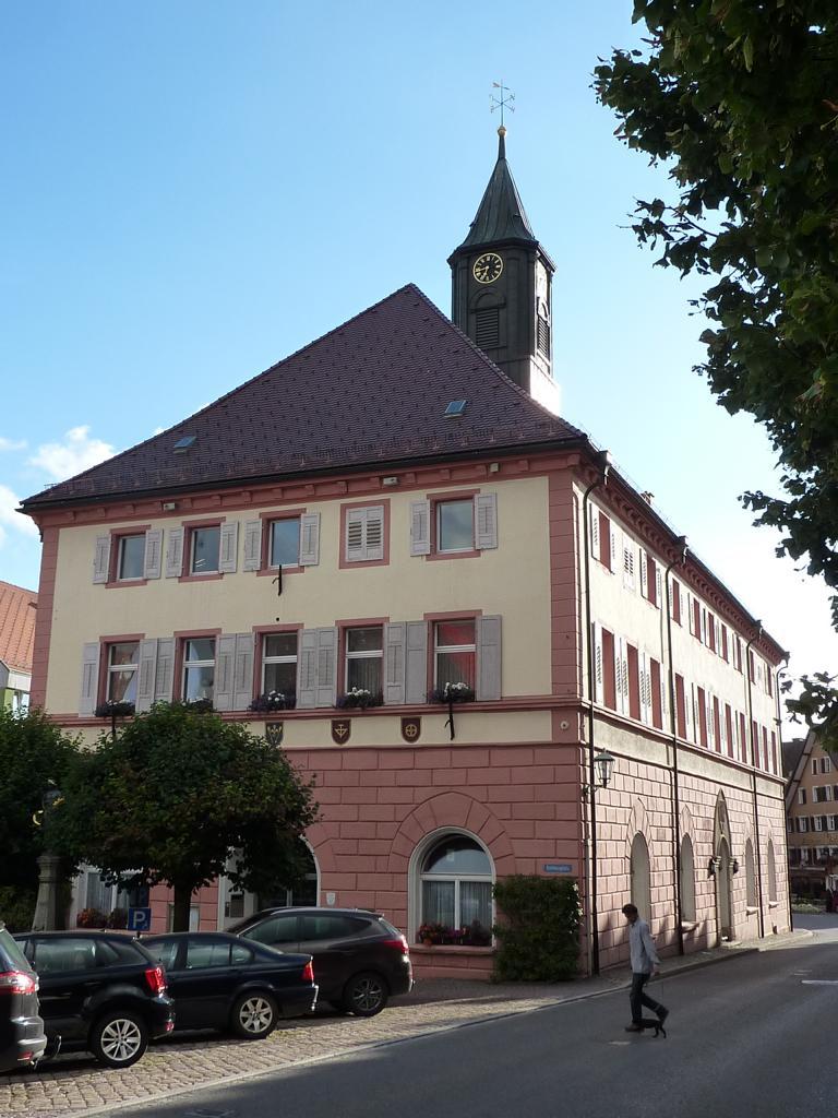 Bauer Elektroplanung Referenz Rathaus Löffingen